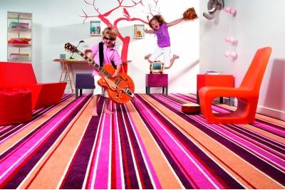 Как выбрать ковролин для детской комнаты ?