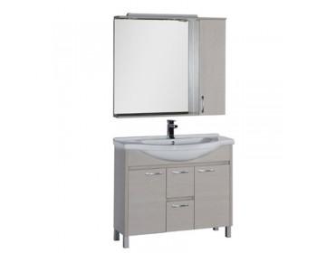 Мебель для ванной Aquanet Донна 100 белый дуб