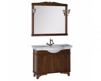 Мебель для ванной Aquanet Николь 110 орех
