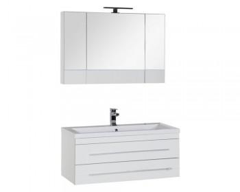 Мебель для ванной Aquanet Верона 100 белый