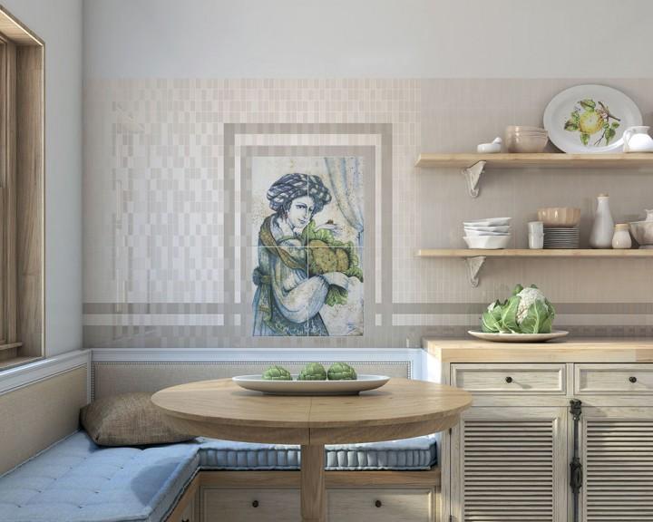 Керамическая плитка Аверно от производителя Kerama Marazzi - Неаполитанская коллекция