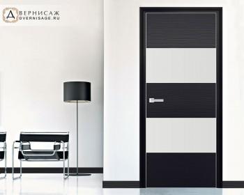 Profil Doors 10D Черная волна ПО
