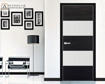 Profil Doors 10D Черный браш ПО