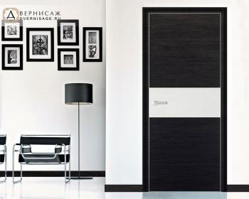 Profil Doors 4D Черный браш ПО