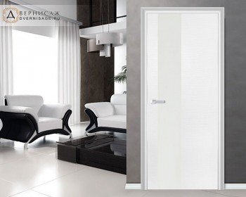 Profil Doors 5D Белая волна ПО