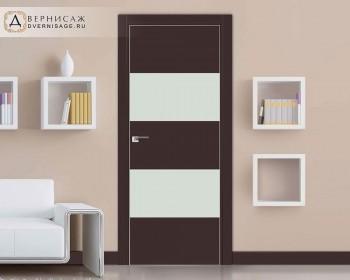 Profil Doors 10E Тёмно коричневый ПО